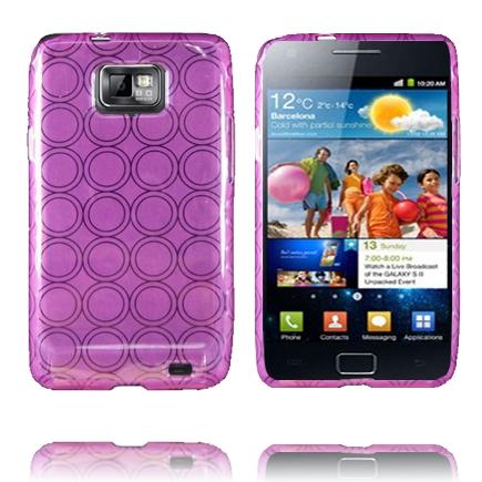 Image of   Amazona (Lilla) Samsung Galaxy S 2 Cover