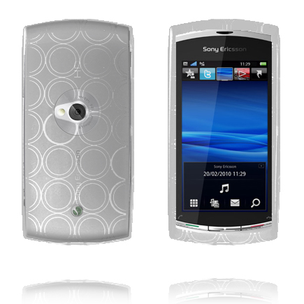 Image of   Amazona (Gennemsigtigt) Sony Ericsson Vivaz Cover
