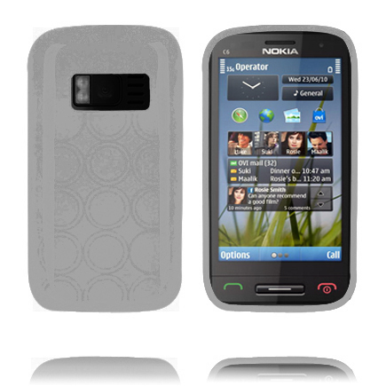 Image of   Amazona (Grå) Nokia C6-01 Cover