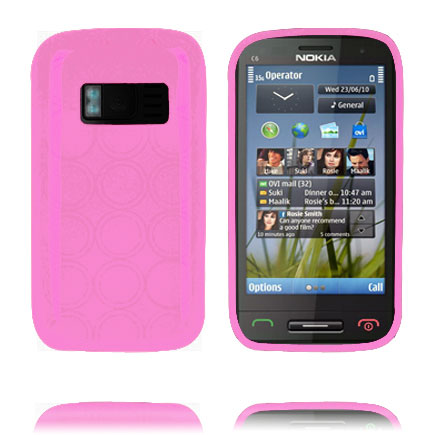 Image of   Amazona (Lys Pink) Nokia C6-01 Cover