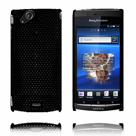 Image of   Atomic (Sort) Sony Ericsson Xperia Arc Cover