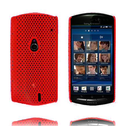 Image of   Atomic (Rød) Sony Ericsson Xperia Neo Cover