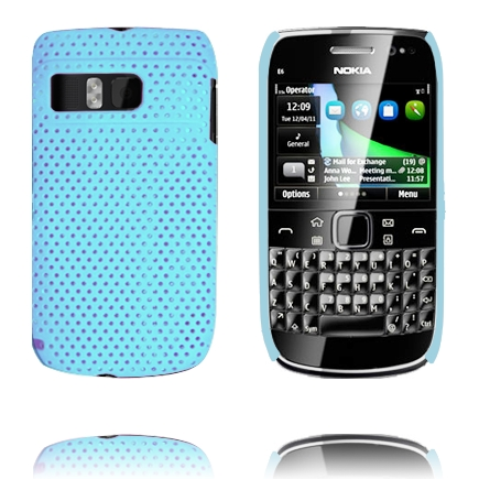 Image of   Atomic (Lyseblå) Nokia E6 Cover
