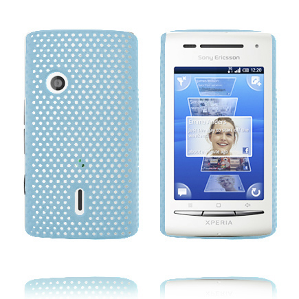 Image of   Atomic (Lyseblå) Sony Ericsson Xperia X8 Cover