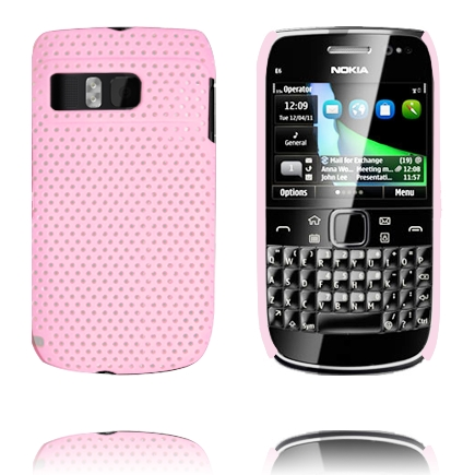 Image of   Atomic (Lys Pink) Nokia E6 Cover