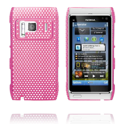 Image of   Atomic (Lys Pink) Nokia N8 Cover