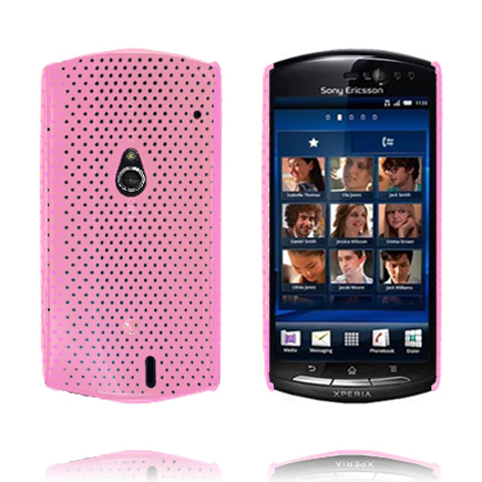 Image of   Atomic (Lys Pink) Sony Ericsson Xperia Neo Cover