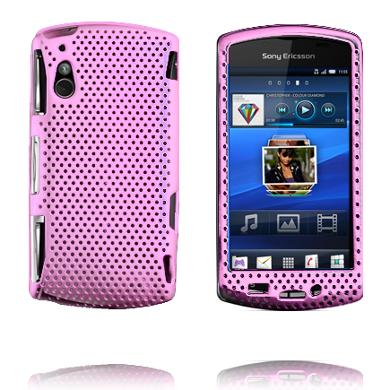 Image of   Atomic (Lys Pink) Sony Ericsson Xperia Play Cover