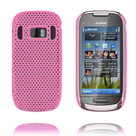 Image of   Atomic (Lys Pink) Nokia C7 Cover