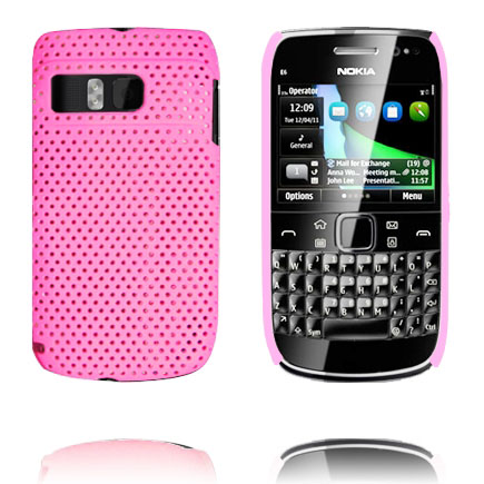 Image of   Atomic (Pink) Nokia E6 Cover