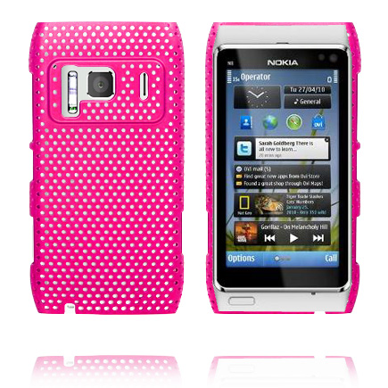 Image of   Atomic (Pink) Nokia N8 Case