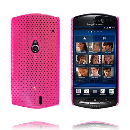 Image of   Atomic (Pink) Sony Ericsson Xperia Neo Cover