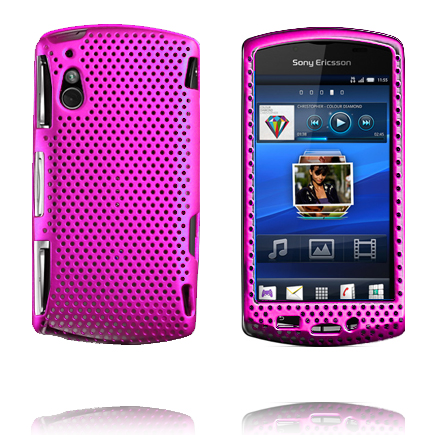 Image of   Atomic (Pink) Sony Ericsson Xperia Play Cover