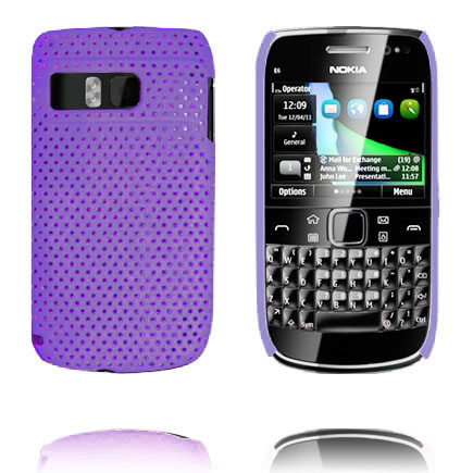 Image of   Atomic (Lilla) Nokia E6 Cover