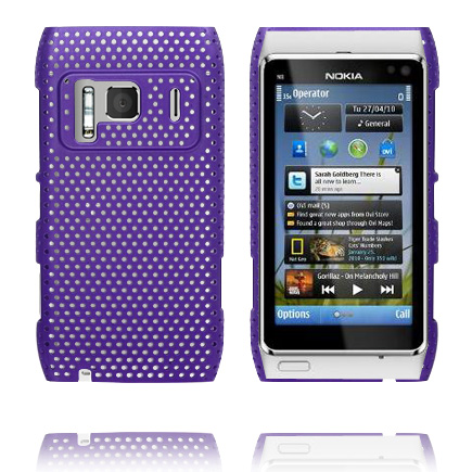 Image of   Atomic (Lilla) Nokia N8 Case