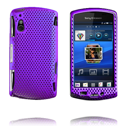 Image of   Atomic (Lilla) Sony Ericsson Xperia Play Cover