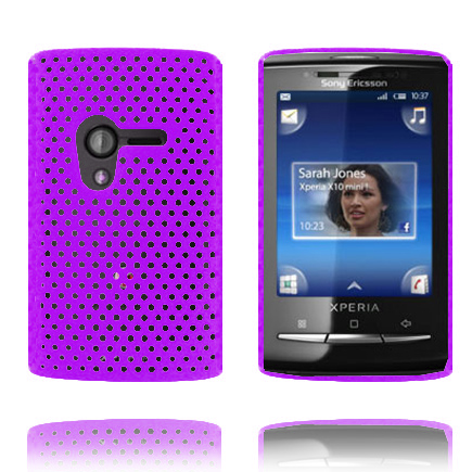 Image of   Atomic (Lilla) Sony Ericsson Xperia X10 Mini Cover