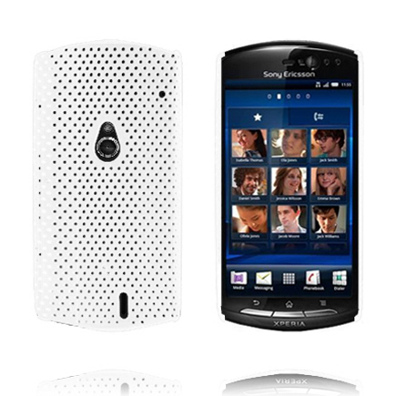Image of   Atomic (Hvid) Sony Ericsson Xperia Neo Cover