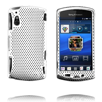 Image of   Atomic (Hvid) Sony Ericsson Xperia Play Cover