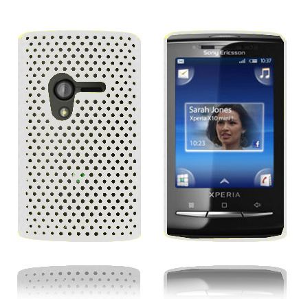 Image of   Atomic (Hvid) Sony Ericsson Xperia X10 Mini Cover