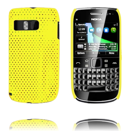 Image of   Atomic (Gul) Nokia E6 Cover