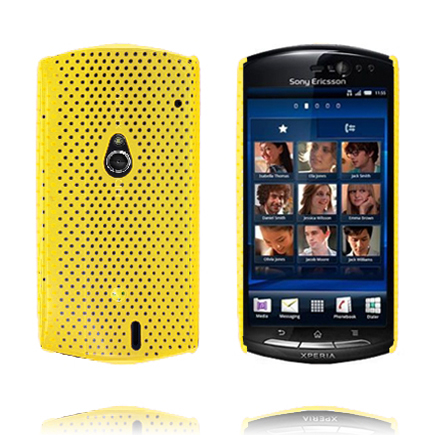 Image of   Atomic (Gul) Sony Ericsson Xperia Neo Cover