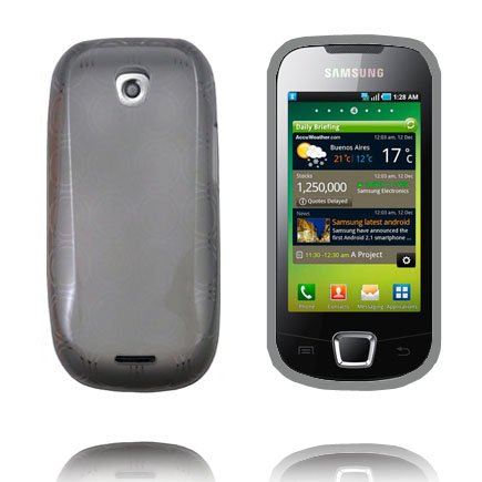Image of   Amazona (Grå) Samsung Galaxy 3 Cover