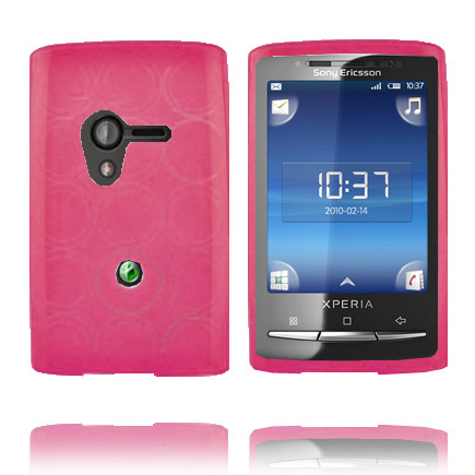 Image of   Defender (Pink) Sony Ericson Xperia X10 mini Cover