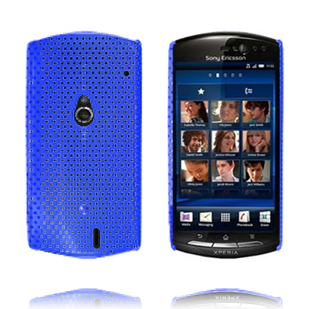 Image of   Atomic (Blå) Sony Ericsson Xperia Neo Cover