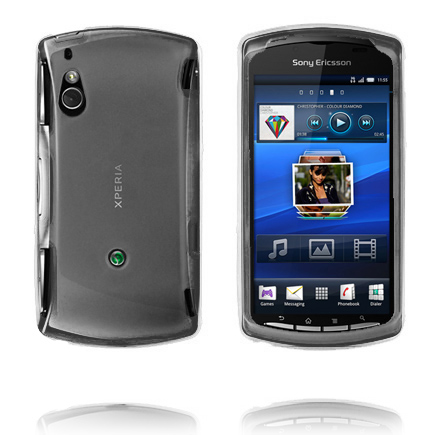 Image of   Fusion (Grå) Sony Ericsson Xperia Play Cover