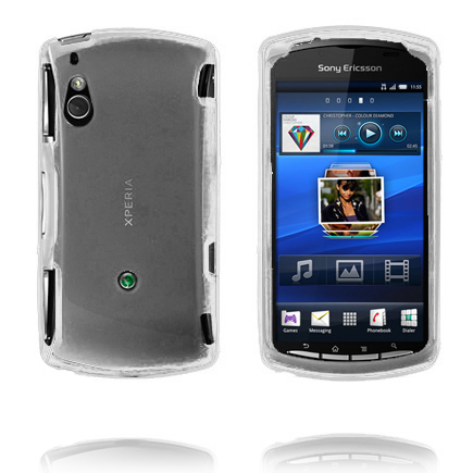 Image of   Fusion (Hvid) Sony Ericsson Xperia Play Cover