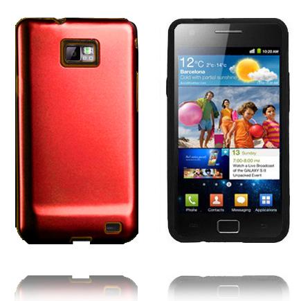 Galaxy S 2 Guard (Rød) Samsung Galaxy S 2 Cover