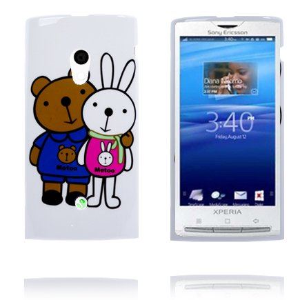 Image of   Glad Tegnefilm (Me Too) Sony Ericsson Xperia X10 Cover