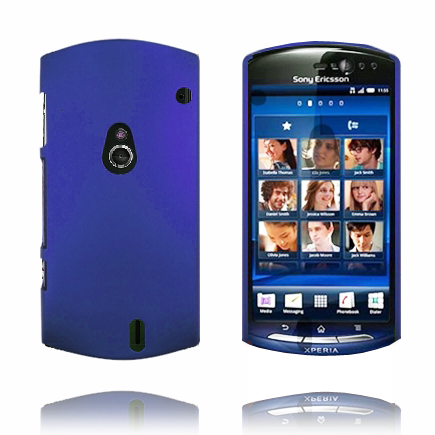 Image of   Hard Shell (Blå) Sony Ericsson Xperia Neo Cover
