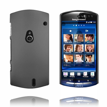 Image of   Hard Shell (Grå) Sony Ericsson Xperia Neo Cover