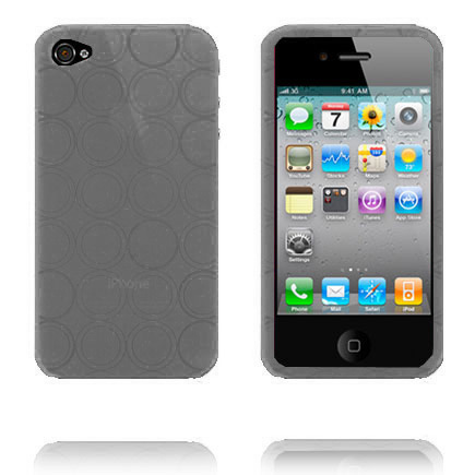 Image of   Amazona i4 (Grå) iPhone 4 Cover