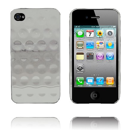 Image of   Airo Chrome (Sølv) iPhone 4 Cover