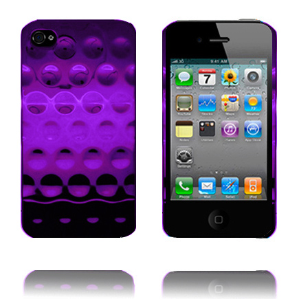 Image of   Airo Chrome (Lilla) iPhone 4 Cover