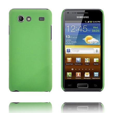 Hard Shell (Grøn) Samsung Galaxy S Advance Cover