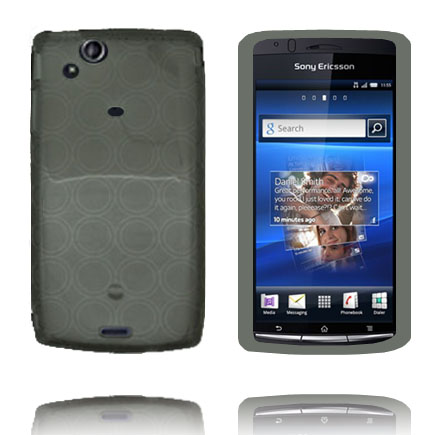 Image of   Amazon (Grå) Sony Ericsson Xperia Arc Cover