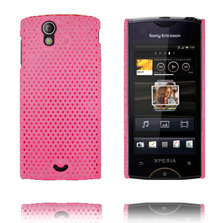 Image of   Atomic (Pink) Sony Ericsson Xperia Ray Cover