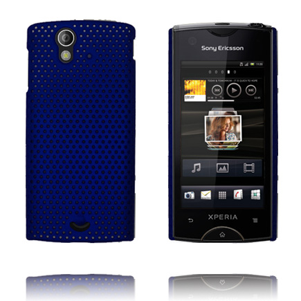 Image of   Atomic (Blå) Sony Ericsson Xperia Ray Cover