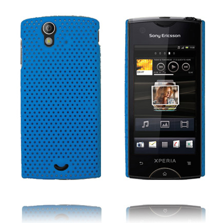 Image of   Atomic (Lyseblå) Sony Ericsson Xperia Ray Cover