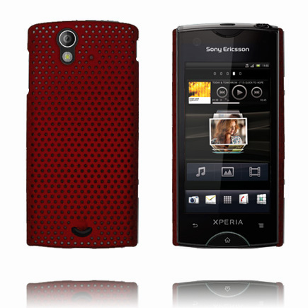 Image of   Atomic (Rød) Sony Ericsson Xperia Ray Cover