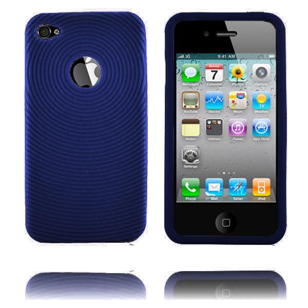 Image of   Bombay i4 (Mørkeblå) iPhone 4 Cover
