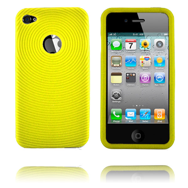 Image of   Bombay i4 (Gul) iPhone 4 Cover