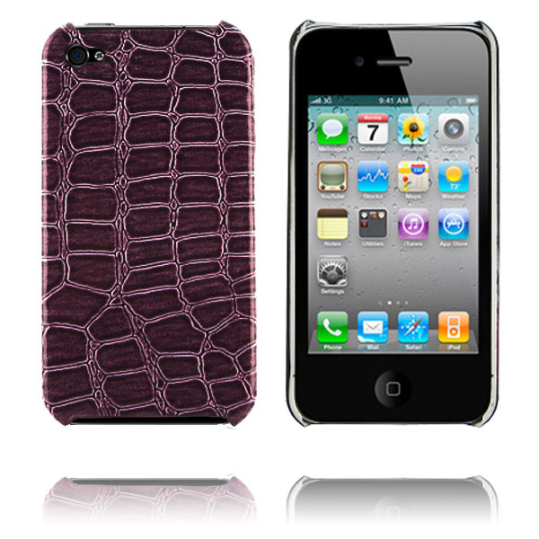 Snake (Design 7) iPhone 4 Cover