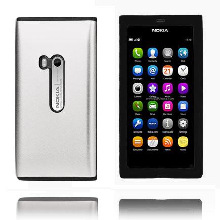 N9 Guard (Sølv) Nokia N9 Cover