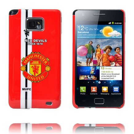 Samsung i9100 Galaxy S 2 Manchester United Cover