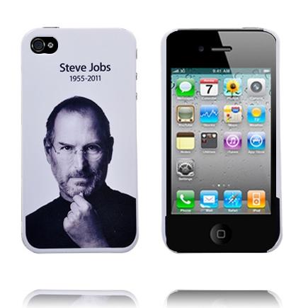 Steve Jobs iPhone 4 Cover (Design no 8)